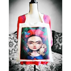 Viva la Revolusion, Frida Tote bag